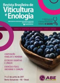 9ª - RBVE Edição Especial Anais III Simpósio Internacional Vinho e Saúde - 2017
